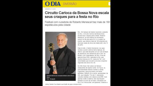 Circuito Carioca de Bossa Nova - Imprensa-11
